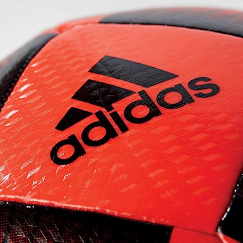adidas Football Nemeziz Glider Pyro Storm - Solar Red/Black Image 3
