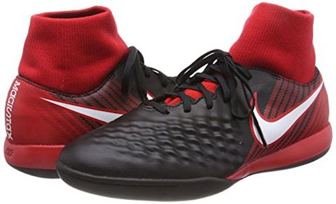 Nike MagistaX Onda II DF IC Fire - Black/White/University Red Image 12