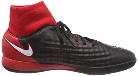 Nike MagistaX Onda II DF IC Fire - Black/White/University Red Image 6