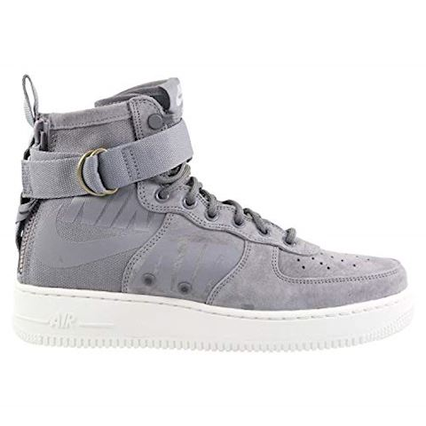 Nike SF Air Force 1 Mid Men's Shoe - Grey Image