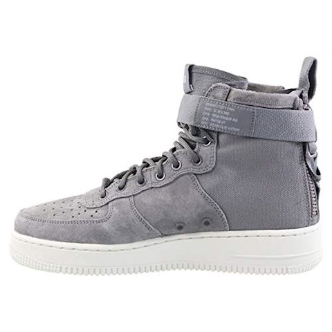 Nike SF Air Force 1 Mid Men's Shoe - Grey Image 2