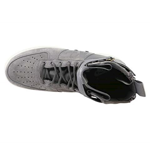Nike SF Air Force 1 Mid Men's Shoe - Grey Image 3
