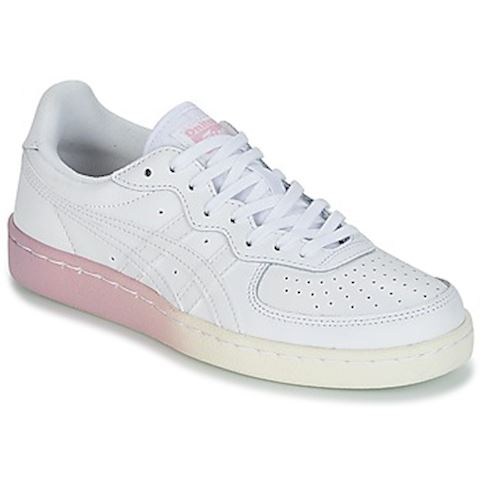 reputable site 9d7f9 42931 Onitsuka Tiger GSM LEATHER women's Shoes (Trainers) in White