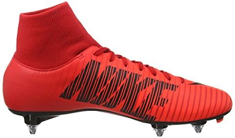 Nike Mercurial Victory VI Dynamic Fit Soft-Ground Football Boot - Red Image 7