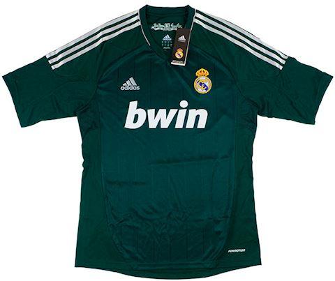 adidas Real Madrid Mens SS Player Issue Third European Shirt 2012/13 Image