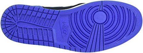 Nike Air Jordan 1 Retro High Flyknit Men's Shoe - Black Image 3