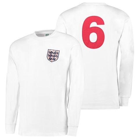 England Mens SS Home World Cup Final Shirt 1966 Image