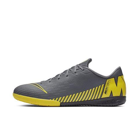 73955bbcda7b89 Nike VaporX 12 Academy IC Indoor/Court Football Shoe - Grey   AH7383 ...