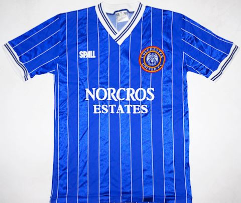 Colchester United Mens SS Home Shirt 1988/90 Image