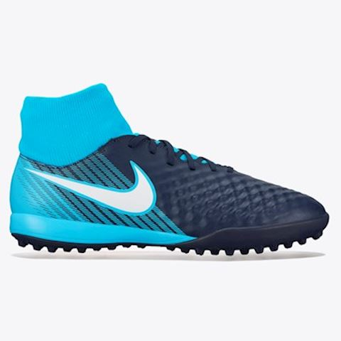 Nike MagistaX Onda II DF TF Ice - Obsidian/White/Gamma Blue