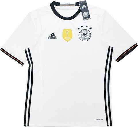 adidas Germany Kids SS Home Shirt 2015 Image