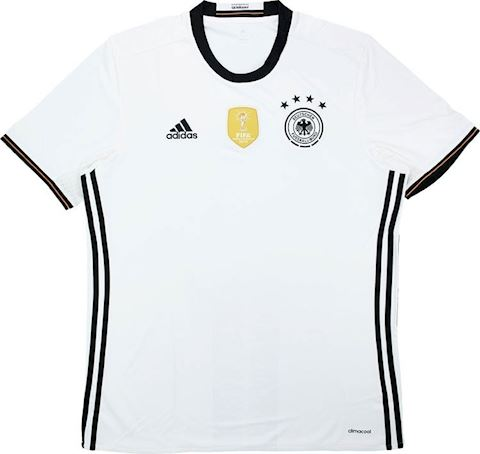 adidas Germany Kids SS Home Shirt 2015 Image 2