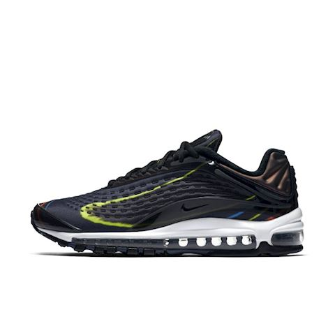 Nike Air Max Deluxe Men's Shoe - Black Image