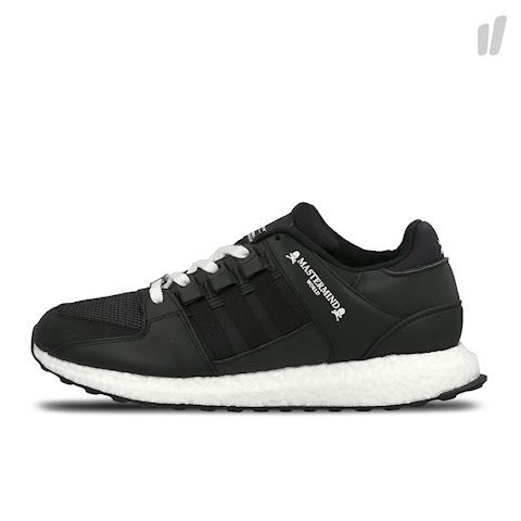 reputable site 29fbe 6a320 adidas Originals x Mastermind Mens EQT Support Ultra Trainers Core  Black/Core Black/Footwear White