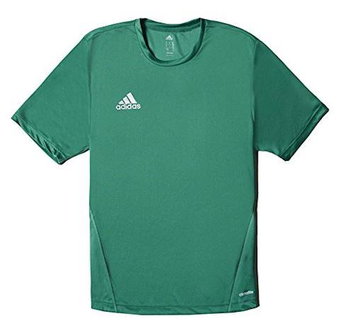 adidas Core 15 Training Jersey Bold Green White