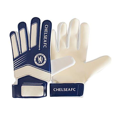 Nike Chelsea FC Spike Younger Kids'Football Goalkeeper Gloves - Blue Image