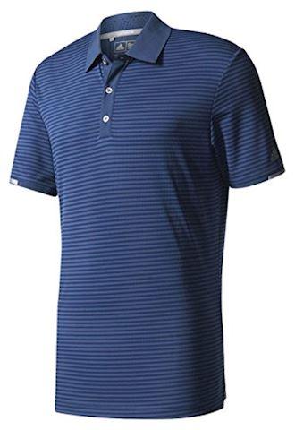adidas Climachill Tonal Stripe Polo Shirt Image