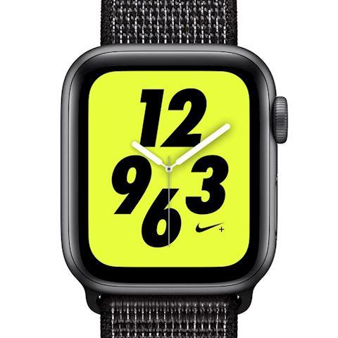 Apple Watch Nike+ Series 4 (GPS) with Nike Sport Loop 40mm Sport Watch - Black