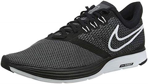 Nike Zoom Strike Men's Running Shoe - Black Image