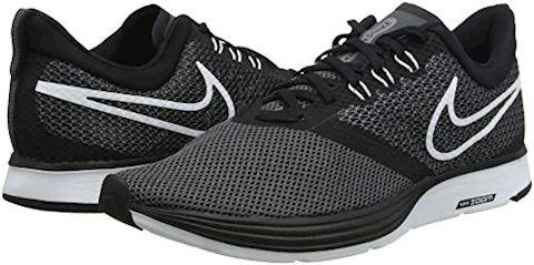 Nike Zoom Strike Men's Running Shoe - Black Image 5