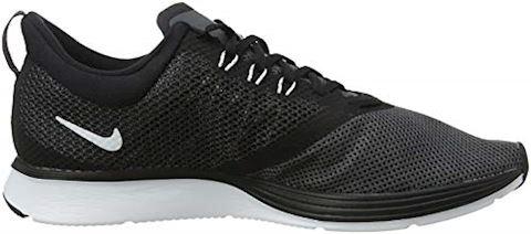 Nike Zoom Strike Men's Running Shoe - Black Image 6
