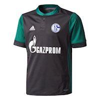 f5b57a14d1f adidas Schalke 04 Kids SS Third Shirt 2017 18