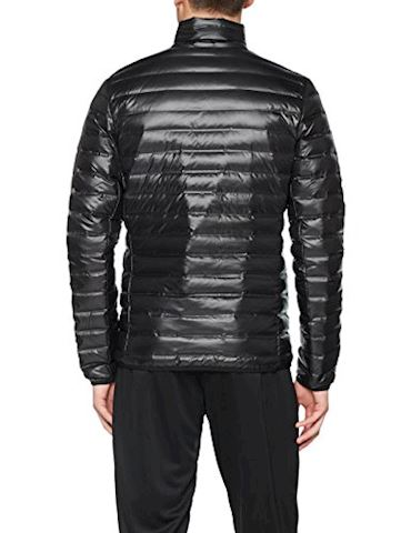 adidas Real Madrid 17 18 EU Down Jacket Black Image 2