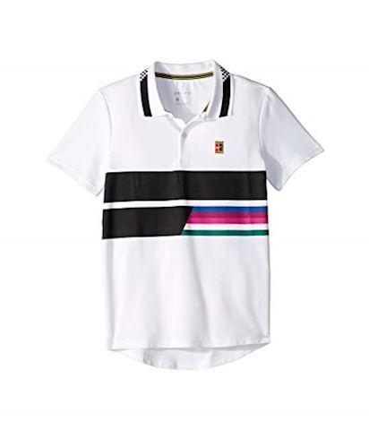 NikeCourt Advantage Older Kids' (Boys') Polo - White Image