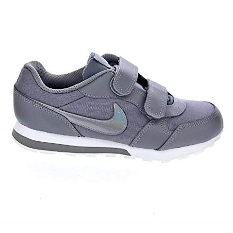 Nike MD Runner 2 Younger Kids' Shoe - Grey Image 3