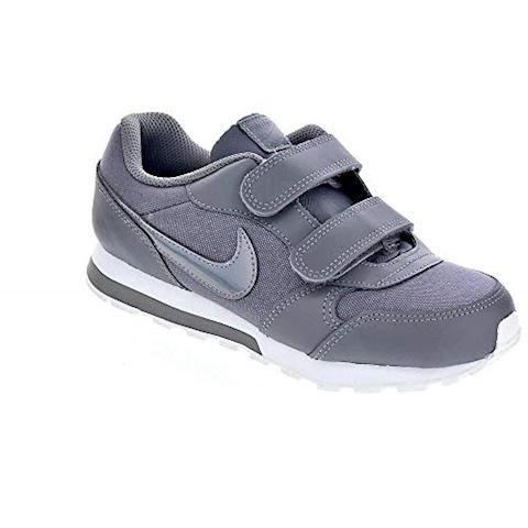 Nike MD Runner 2 Younger Kids' Shoe - Grey Image 4