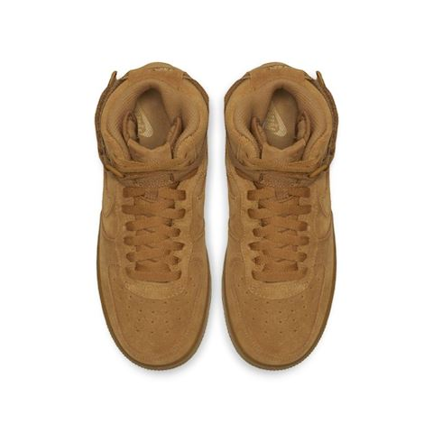 the best attitude 2c624 4b1dc Nike Air Force 1 High LV8 Older Kids  Shoe - Brown Image 4