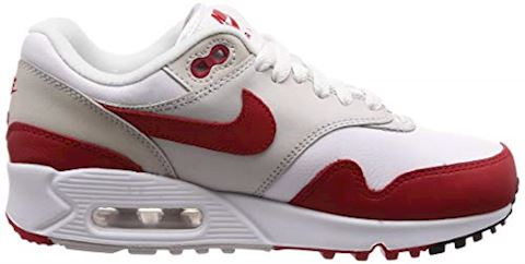Nike Air Max 90/1 Women's Shoe - White Image 6