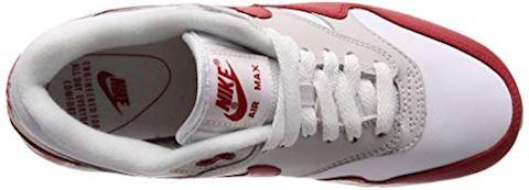 Nike Air Max 90/1 Women's Shoe - White Image 7