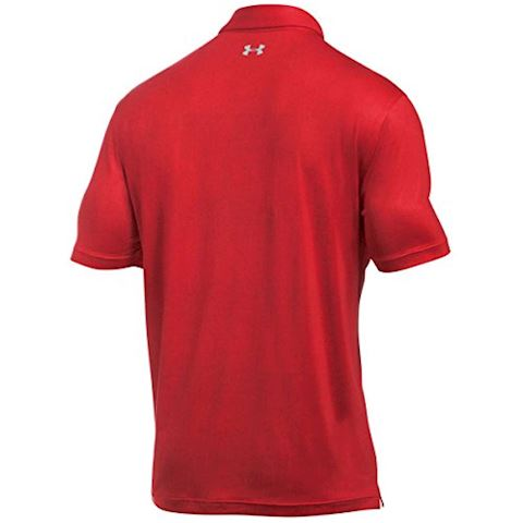 Under Armour Men's UA Playoff Crestable Tweed Polo Image 2