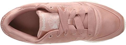Reebok Classic  CLASSIC LEATHER SATIN  women's Shoes (Trainers) in Pink Image 7