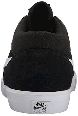Nike SB Solarsoft Portmore II Mid Men's Skateboarding Shoe - Black Image 2