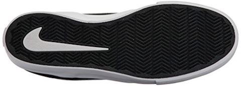 Nike SB Solarsoft Portmore II Mid Men's Skateboarding Shoe - Black Image 3