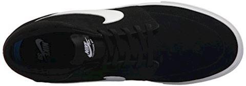 Nike SB Solarsoft Portmore II Mid Men's Skateboarding Shoe - Black Image 8