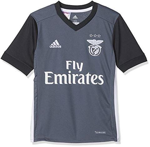 adidas Benfica Kids SS Away Shirt 2017/18 Image