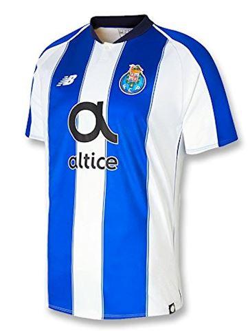 New Balance Porto Mens SS Home Shirt 2018/19 Image