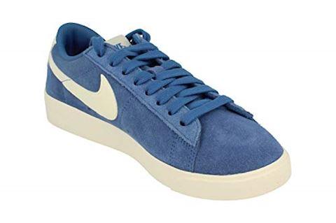 Nike Blazer Low Suede Women's Shoe - Blue