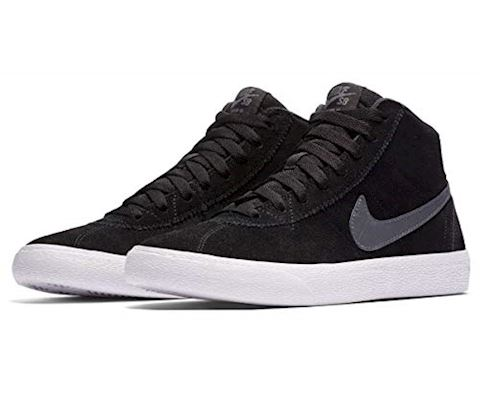 Nike SB Bruin High Women's Skateboarding Shoe - Black Image