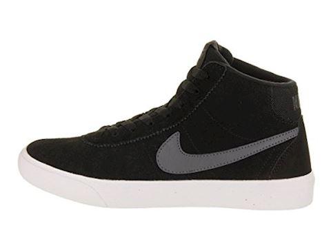 Nike SB Bruin High Women's Skateboarding Shoe - Black Image 3