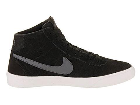 Nike SB Bruin High Women's Skateboarding Shoe - Black Image 6