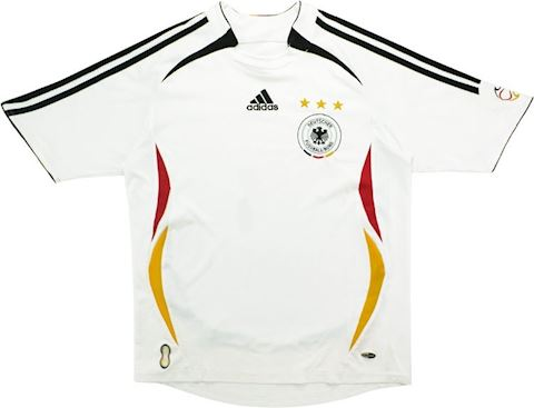 adidas Germany Kids SS Home Shirt 2005 Image