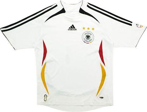 adidas Germany Kids SS Home Shirt 2005 Image 2