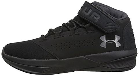 Under Armour Men's UA Get B Zee Basketball Shoes Image 5