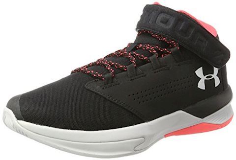 Under Armour Men's UA Get B Zee Basketball Shoes Image 9