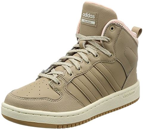 adidas Cloudfoam Hoops Winter Mid Shoes Image