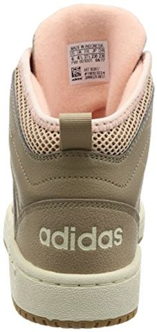 adidas Cloudfoam Hoops Winter Mid Shoes Image 2